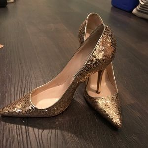 GOLD SEQUENCED MANOLOS